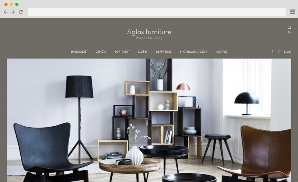 STUDIO KOSATKO Aglas furniture